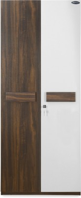 Nilkamal Lodgy Engineered Wood 2 Door Wardrobe(Finish Color - Brown)  available at flipkart for Rs.17499