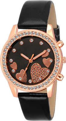 SOOMS ABC BLK Analog Watch   For Women SOOMS Wrist Watches