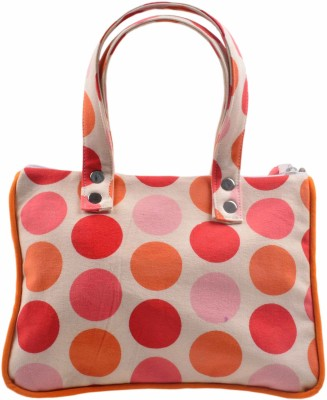 HVE Handbag Multipurpose Bag Multicolor, 6 inch HVE Handbags   Clutches