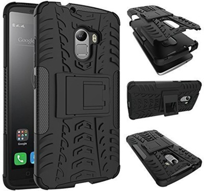 Roxel Back Cover for Lenovo K4 Note Black, Shock Proof