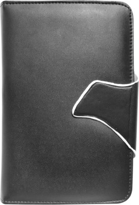 Fastway Book Cover for 7 Inch Universal Tablet(White, Black)