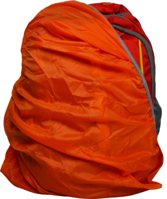 Fashion Knockout 2017 Rain & Dust Cover for Backpacks Luggage Cover(20 Inch, Orange)
