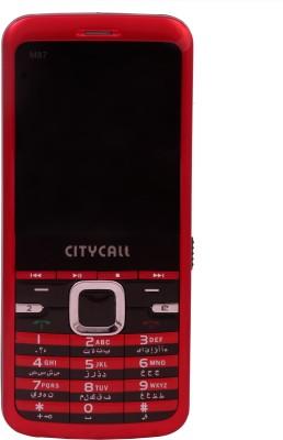 Citycall M87(Red & Black)