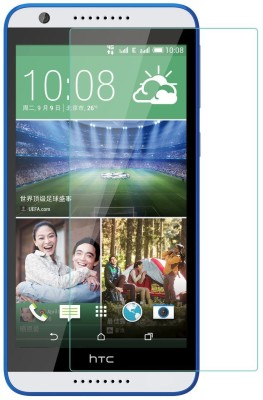 Hoko Tempered Glass Guard for HTC Desire 820s dual sim(Pack of 1)