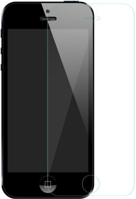 Hoko Tempered Glass Guard for Apple IPhone 5(Pack of 1)