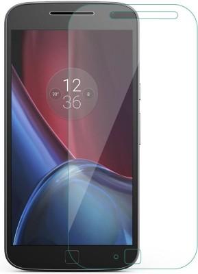 Hoko Tempered Glass Guard for Motorola Moto G (4th Generation) Plus(Pack of 1)