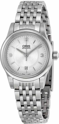 Oris 01 561 7650 4031-07 8 14 61 Culture Analog Watch For Women