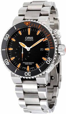 Oris 01 743 7709 7184-SET MB Diving Analog Watch For Men