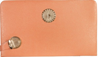 Louise Belgium Women Casual Orange  Clutch
