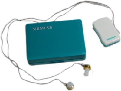 Siemens VITA 118 Pocket For Both Ear Hearing Aid(White, Blue)  available at flipkart for Rs.2090
