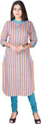 M&D Striped Women