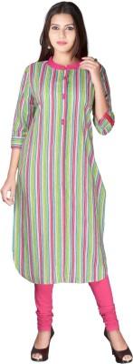 Mokshi Striped Women