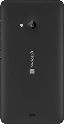 RD enterprises Microsoft Lumia 535 Back Panel(Black)