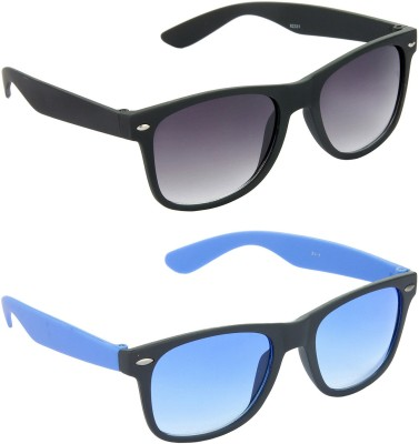 HRINKAR Wayfarer Sunglasses(For Boys) at flipkart