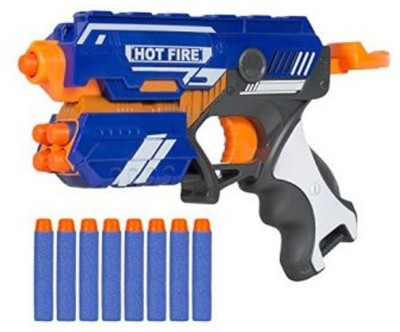Manpasand Toys kids Hot Fire Soft Bullet Toy Gun98098(Multicolor) at flipkart