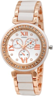 Casado CSDX982XWC Grand Series Analog Watch For Girls