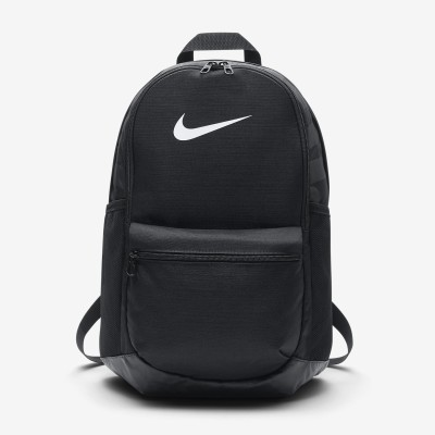 Nike Printed Brasilia Medium Training 24 L Laptop Backpack ( Black ) 1ce013bbf014f