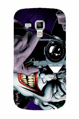 Mystry Box Back Cover for SAMSUNG Galaxy S Duos, S7562, S7582(Multicolor, Flexible Case)