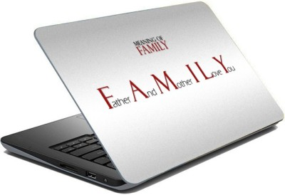 ezyPRNT Sparkle Laminated Your time is Limited (15 to 15.6 inch) Vinyl Laptop Decal 15
