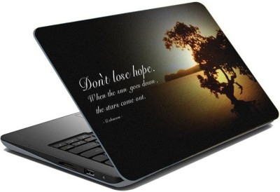 ezyPRNT Sparkle Laminated Success Motivation Quote b (15 to 15.6 inch) Vinyl Laptop Decal 15