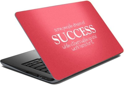 ezyPRNT Sparkle Laminated Motivation Quote h2 (15 to 15.6 inch) Vinyl Laptop Decal 15