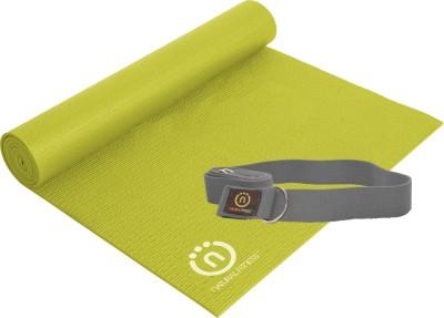 Strauss Yogasana Blue 6 mm Yoga Mat