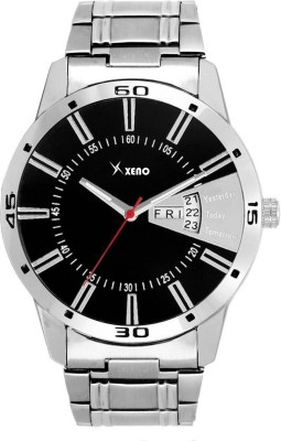 Xeno Blue Style Band Watch Design DDD24 Unique Fashionable Swiss Design Boys Watch  - For Men