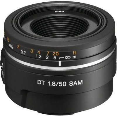 Sony DT 50mm Lens