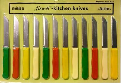 Fixwell Plastic, Stainless Steel Knife Set(Pack of 1) at flipkart