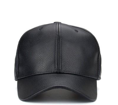 dc2d49da506 60% OFF on HANDCUFFS Handcuffs Stylish PU leather Black Cap Hip Hop Cap for  Men  Women Cap on Flipkart