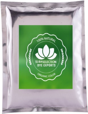 Subh Selection Organic Indigo Leaf Powder for Hair Coloring 100 % Natural(100 g)  available at flipkart for Rs.149