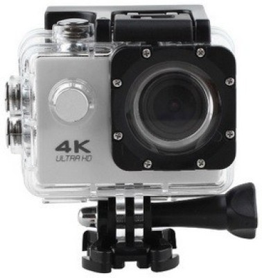 strikers SJ-8000 Ultra HD Action Camera 4K Video Recording 1920x1080p 60fps Go Pro Style Action camera With Wifi 16 Megapixels Sports and Action Camera(Multicolor 16 MP) 1