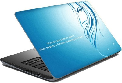 ezyPRNT Sparkle Laminated Motivation Quote o3 (15 to 15.6 inch) Vinyl Laptop Decal 15