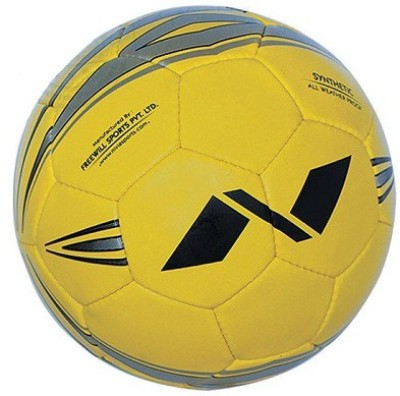 Nivia Super Synthetic Football - Size: 5(Pack of 1, Multicolor)  available at flipkart for Rs.750