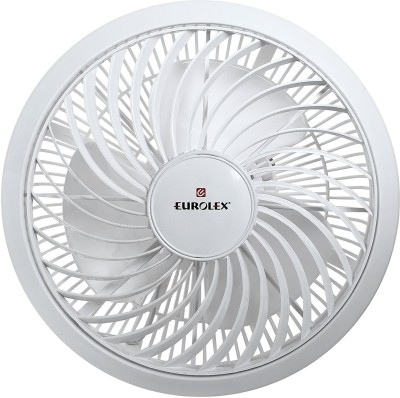 Eurolex Aviator300mm 0 mm 3 Blade Wall Fan(White, Pack of 1) at flipkart