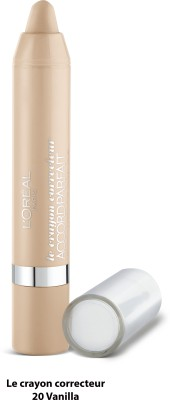 L'Oreal Paris True Match Crayon Correcteur- 20 Vanilla Foundation(Beige)