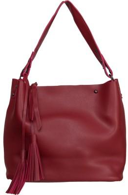 Dezino Shoulder Bag Maroon Best Price in India   Dezino Shoulder Bag ... e69010d2eb