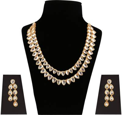 Twella Creations Alloy Jewel Set