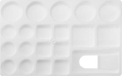 Kebica 3 Compartments Plastic Vertical File & Magazine Rack(Blue)