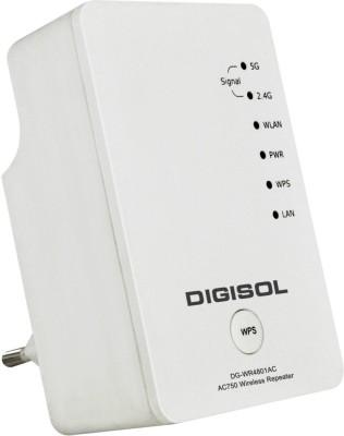Digisol DG-WR4801AC Router(White) at flipkart