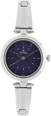 Titan NF2574SM01J  Analog Watch For Girls