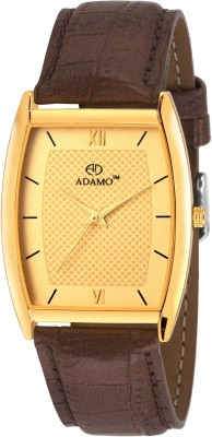 ADAMO AD71YB04 Slim Analog Watch For Men