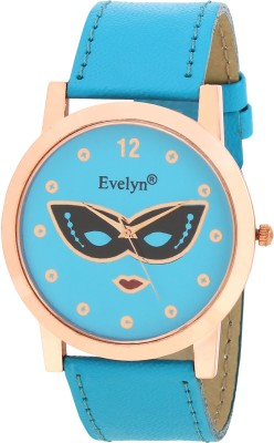 Evelyn EVE-507  Analog Watch For Girls
