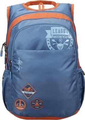 e86d9d5f3c Skybags Footloose Blitz 04 30 L Laptop Backpack(Blue)