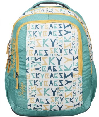Skybags Footloose Helix 05 30 L Backpack(Green, White)