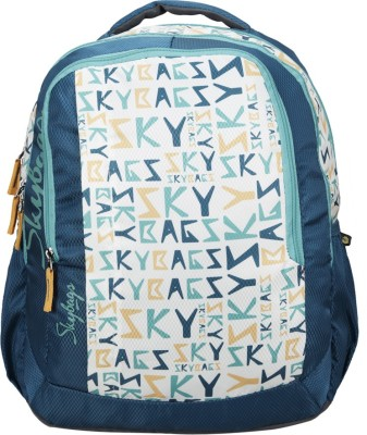 Skybags Footloose Helix 05 30 L Backpack(Blue)