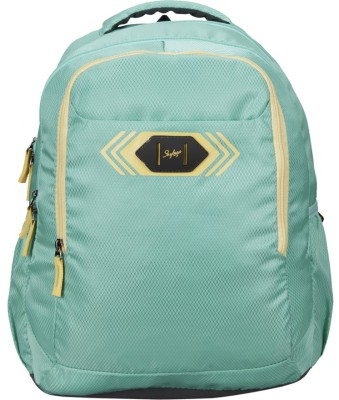 Skybags Footloose Viber 02 32 L Backpack(Green, Yellow)