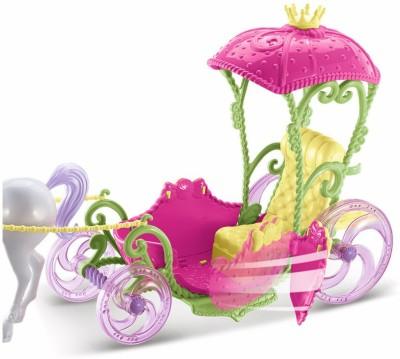Barbie Dreamtopia Sweetville Carriage(Multicolor)