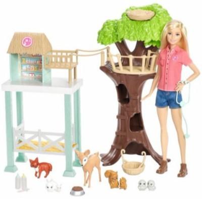 Barbie Feature Playset(Multicolor)