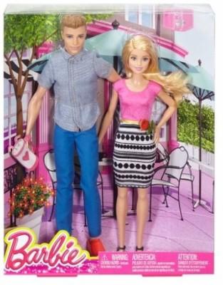 Barbie Dolls(Multicolor)